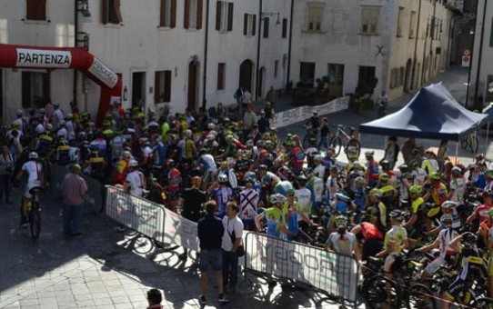 Marathon Bike Venzonassa 2015