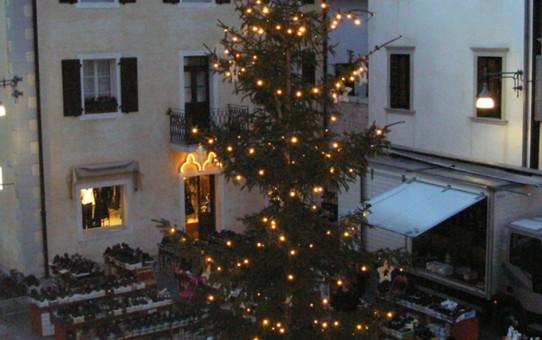 Venzone albero di Natale