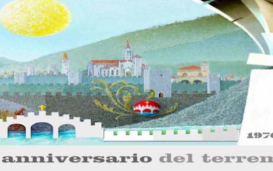 40mo anniversario terremoto 1976