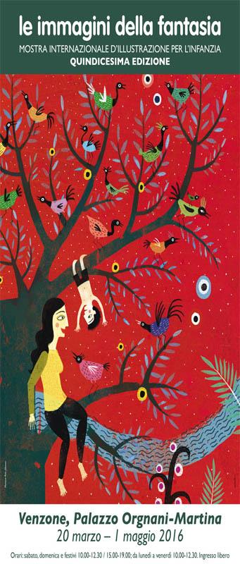 mostra internazionale dell'illustrazione per l'infanzia