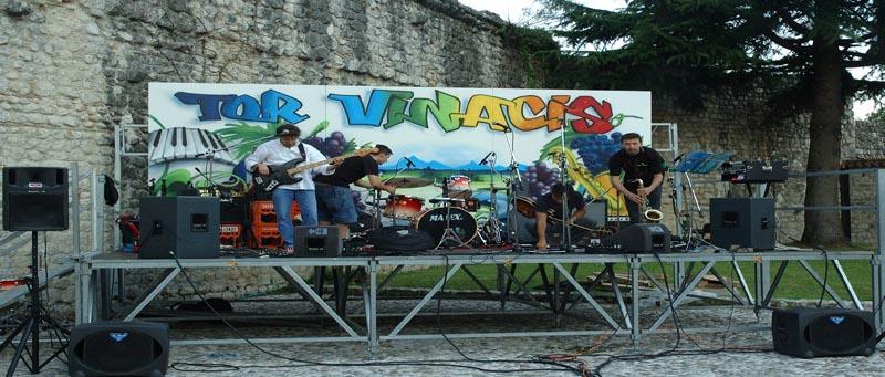 tor vinacis live music