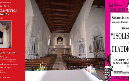 rassegna organistica Solisti Veneti