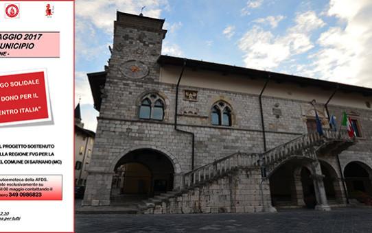 un dono per il Centro Italia