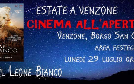 Cinema all'aperto Venzone - San Giacomo