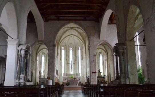 Interno del Duomo di Sant´Andrea